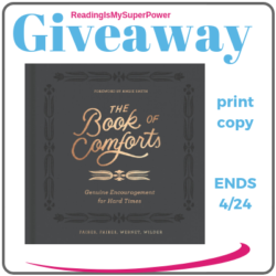 Author Interview (and a Giveaway!): Kaitlin Wernet & The Book Of Comforts