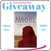 Author Interview (and a Giveaway!): Jarm Del Boccio & The Heart Changer