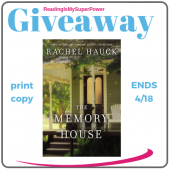 Author Interview (and a Giveaway!): Rachel Hauck & The Memory House
