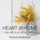 Book Review (and a Giveaway!): Heart & Home by Victoria Duerstock