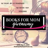 Book Recommendations For Mom (and a Giveaway!)