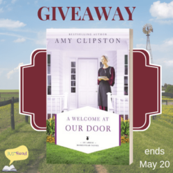 Book Spotlight (and a Giveaway!): A Welcome at Our Door by Amy Clipston