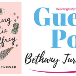 Guest Post: Bethany Turner's Fave Scenes from Wooing Cadie McCaffrey