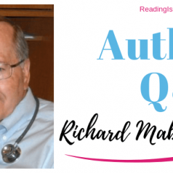 Author Interview (and a Giveaway!): Richard Mabry & Bitter Pill