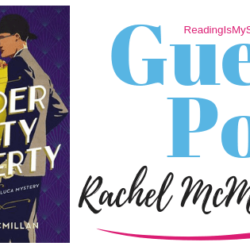 Little Known Facts About Rachel McMillan & Behind the Scenes of Murder in the City of Liberty