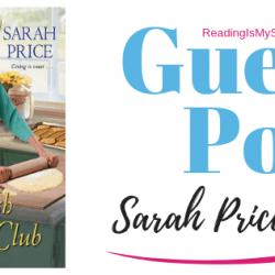 Guest Post (and a Giveaway!): Sarah Price & The Amish Cookie Club