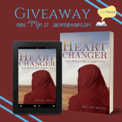 Book Spotlight (and a Giveaway!): The Heart Changer by Jarm Del Boccio