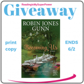 Author Interview (and a Giveaway!): Robin Jones Gunn & Becoming Us