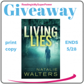 Author Interview (and a Giveaway!): Natalie Walters & Living Lies