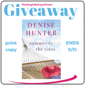 Author Interview (and a Giveaway!): Denise Hunter & Summer By the Tides