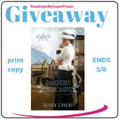Author Interview (and a Giveaway!): Mary Davis & The Daughter's Predicament