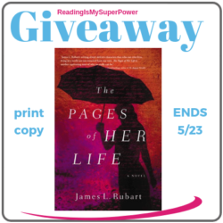 Author Interview (and a Giveaway!): James Rubart & The Pages of Her Life
