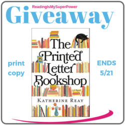 Author Interview (and a Giveaway!): Katherine Reay & The Printed Letter Bookshop