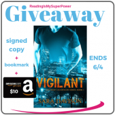 Author Interview (and a Giveaway!): Sara Davison & Vigilant