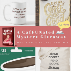 Book Spotlight (and a Giveaway!): A Cuppa Trouble by Angela Ruth Strong