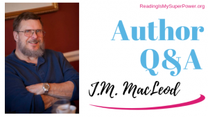 Author Interview: J.M. MacLeod & Inception of a Brigade