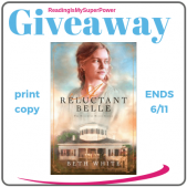 Author Interview (and a Giveaway!): Beth White & A Reluctant Belle