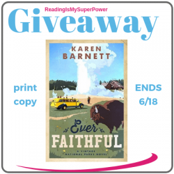 Author Interview (and a Giveaway!): Karen Barnett & Ever Faithful