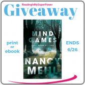 Author Interview (and a Giveaway!): Nancy Mehl & the Kaely Quinn Profiler series