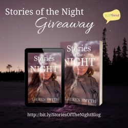 Guest Post (and a Giveaway!): Lauren Smyth & Stories of the Night