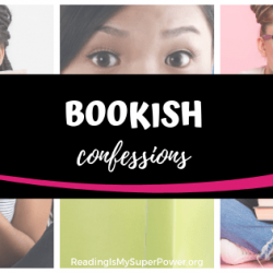 Top Ten Tuesday: My Bookish Confessions