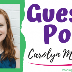 Guest Post: Carolyn Miller & Underestimating Miss Cecilia