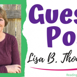 Guest Post (and a Giveaway!): Lisa B. Thomas & Sharpe Pain (Summer Snoops Unleashed)