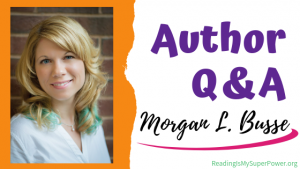 Author Interview (and a Giveaway!): Morgan L. Busse & The Ravenwood Saga