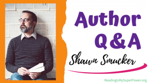 Author Interview (and a Giveaway!): Shawn Smucker & Light From Distant Stars