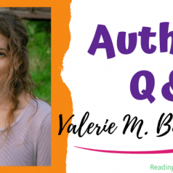 Author Interview (and a Giveaway!): Valerie M. Bodden & Not Until You