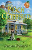 Book Review (and a Giveaway!): Peach Clobbered by Anna Gerard