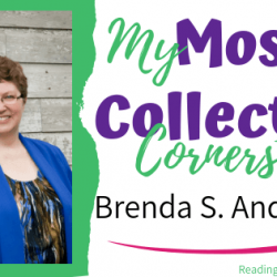Guest Post (and a Giveaway!): Brenda S. Anderson and The Mosaic Collection