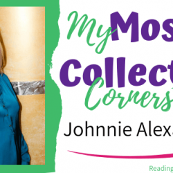 Guest Post (and a Giveaway!): Johnnie Alexander & The Mosaic Collection