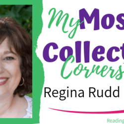 Guest Post (and a Giveaway!): Regina Rudd Merrick & The Mosaic Collection