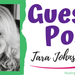 Guest Post (and a Giveaway!): Tara Johnson & Where Dandelions Bloom