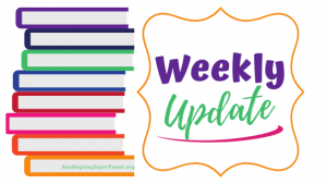 Some Goodreads Giveaways and Weekly Update for May 9
