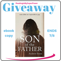 Author Interview (and a Giveaway!): Andrew Stone & Son of the Father