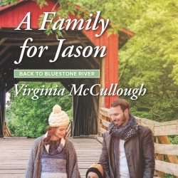 Book Review (and a Giveaway!): A Family for Jason by Virginia McCullough