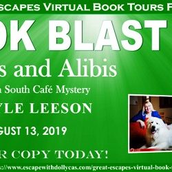 Book Spotlight: Apples and Alibis by Gayle Leeson