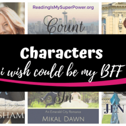 Top Ten Tuesday: Characters I Wish Could Be My BFF