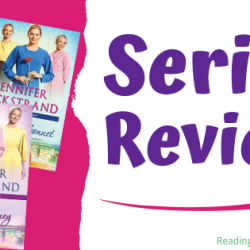 Book Review Mini Triple Feature: The Honeybee Sisters series by Jennifer Beckstrand