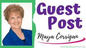 Guest Post (and a Giveaway!): Crypt Suzette by Maya Corrigan