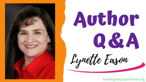 Author Interview: Lynette Eason & Vow of Justice