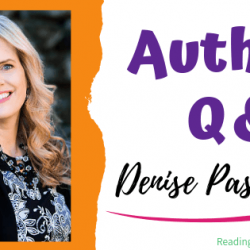 Author Interview (and a Giveaway!): Denise Pass & Shame Off You