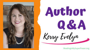 Author Interview (and a Giveaway!): Kerry Evelyn & Love at the Beach