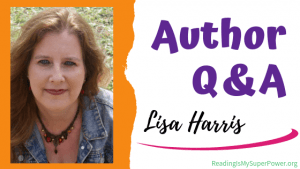 Author Interview (and a Giveaway!): Lisa Harris & Deadly Intentions