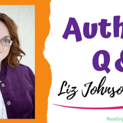 Author Interview (and a Giveaway!): Liz Johnson & A Glitter of Gold