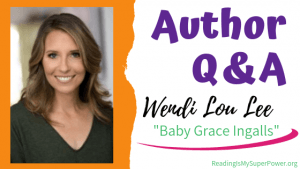 Author Interview (and a Giveaway!): Wendi Lou Lee & A Prairie Devotional