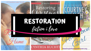 Top Ten Tuesday: Restoration Fiction I Love