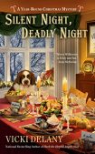 Book Review (and a Giveaway!): Silent Night, Deadly Night by Vicki Delany